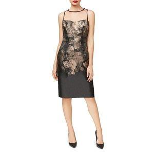 Betsey Johnson Illusion Cocktail Dress Size 6 NWT